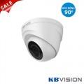 Camera Kbvision bán cầu hồng ngoại HDCVI  KX-1004C4